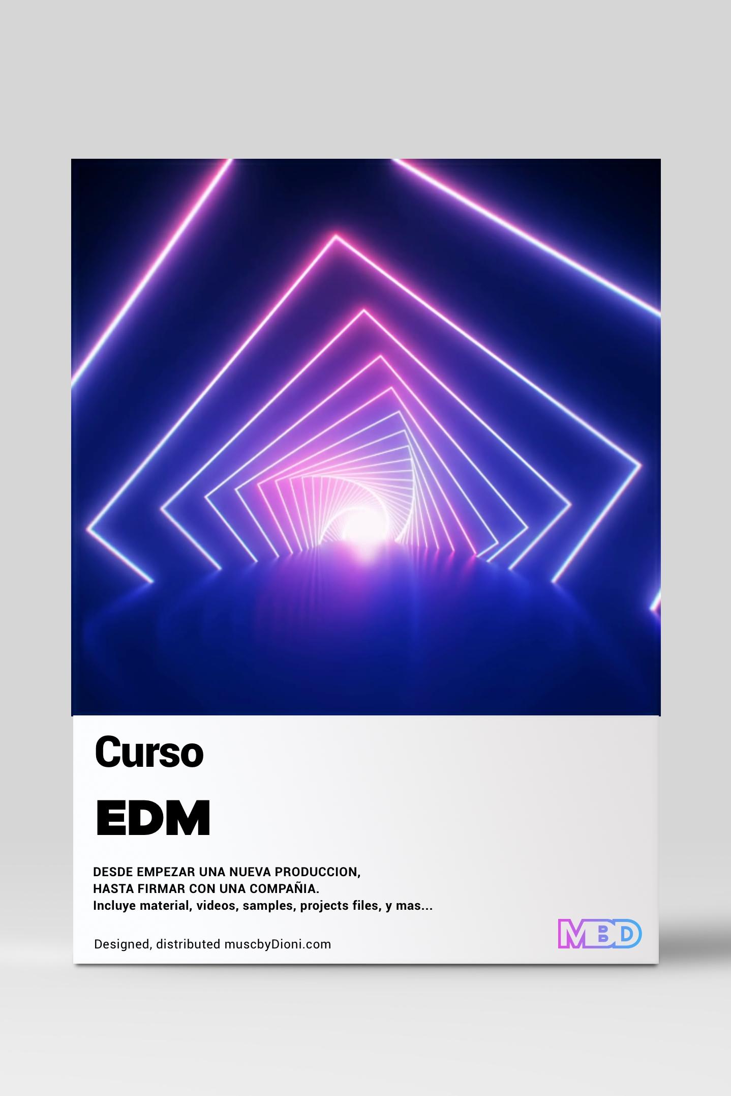 Curso EDM