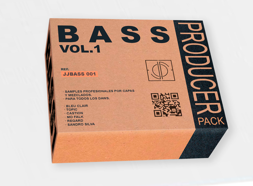 Producer Pack Bass 001