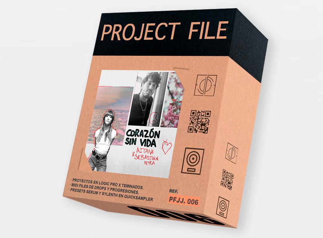 Aitana, Sebastián Yatra – Corazón Sin Vida (Project Download)