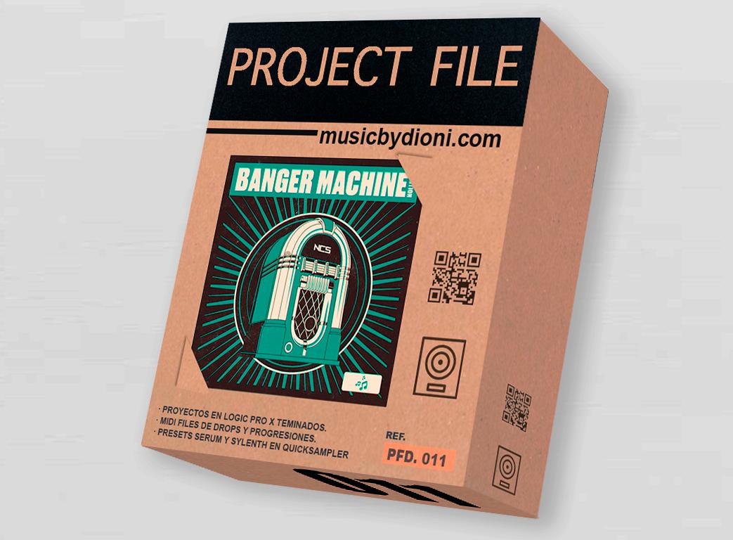 Castion – Banger Machine